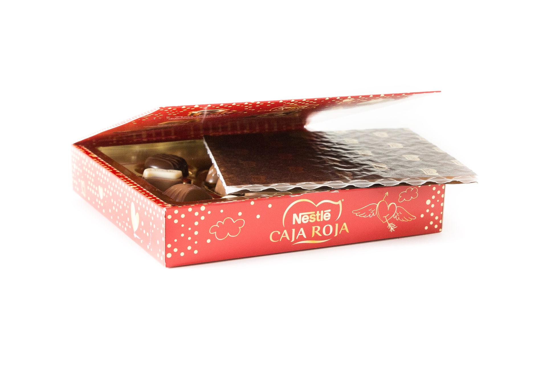 Nestlé Caja Roja
